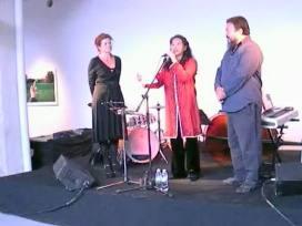 Jun,Ai WeiWei&Lady Foster1